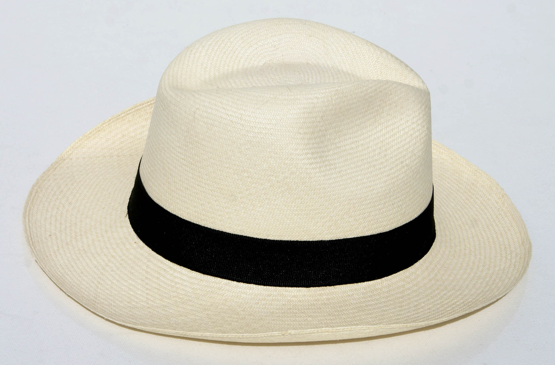 White Original Panama Hat, Summer Hats for Men, Mens Beach ...